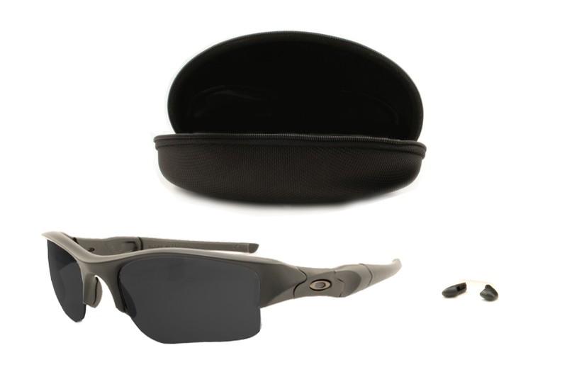 Flak Jacket Xlj >> Oakley SI Flak Jacket XLJ W/Grey Lens | Tactical-Kit